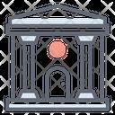 Court Architecture Icon