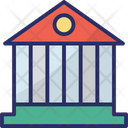 Court Building Icon