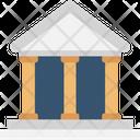 Court Building Icon