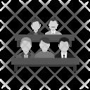 Court Jury Icon