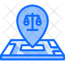 Court Location Icon