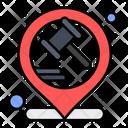 Court Location Icon