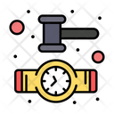 Court Time Icon