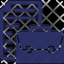 Court Warrant Icon