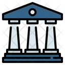 Courthouse Court Justice Icon