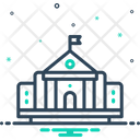 Courts Government Judgment Icon