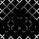 Courts Authority Judgment Icon