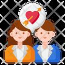 Courtship Icon
