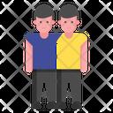 Cousins Icon