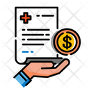 Covered medical expense Icon