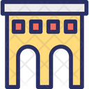 Covering Dome Pavilion Icon