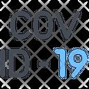 Covid 19 Covid Infection Icon