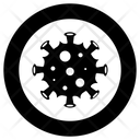 Covid 19 Variant Delta Icon