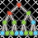 Covid 19 chain Icon