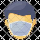 Covid Patient Sick Person Patient Icon