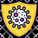 Safety Covid Vaccine Icon