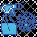 Clean Hygiene Sterilise Icon