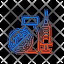Covid Vaccination Icon