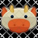 Cow Animal Icon