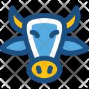 Cow Buffalo Animal Icon