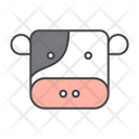 Cow Cattle Pet Icon