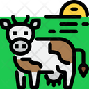 Cow Animal Mammal Icon