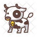 Cow Animal Wild Icon