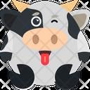 Wink Emoji Emoticon Icon