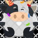 Party Emoji Emoticon Icon