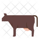 Cow Animal Dairy Icon