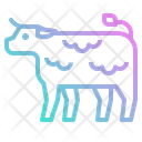 Cow Meat Beef Icon