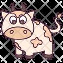 Animal Cow Farm Animal Icon
