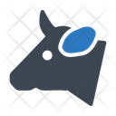 Cow Animal Meat Icon