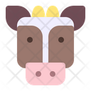 Cow Animal Animals Icon