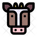 Cow Animal Animals Icon