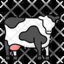 Cow Animal Farm Animal Icon