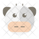 Cow Animal Cattle Icon