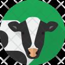 Cow Animals Herbivores Icon