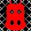 Cow Bull Bovine Icon