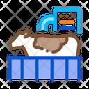 Cow Check Icon