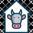 Cow Farmingm Cow Farming Cow Face Icon