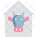 Cow Farming Icon