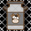 Cow Milk Icon