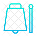 Bell Cowbell Instrument Icon