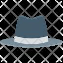Cowboy Hat Floppy Icon