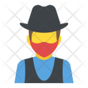 Cowboy Avatar West Icon