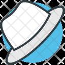 Cowboy Hat Headwear Icon