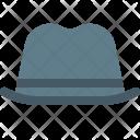 Cowboy Hat Cap Icon