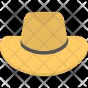 Sun Hat Cowboy Icon