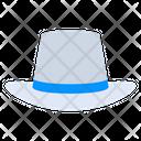 Cowboy Hat Floppy Hat Headwear Icon